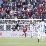Foto IPP/Giovanni Pappalardo Trapani 18/11/2017 Campionato di Calcio LegaPro SerieC 2017 2018  Trapani Virtus Francavilla Nella foto GOL DI ALESSIO PASQUALE VIOLA Italy Photo Press - World Copyright